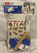 Roylco Educational Supply Activity Nature Vases Kit #2612