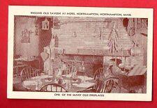 MASSACHUSETTS - NORTHAMPTON, WIGGINS OLD TAVERN AT HOTEL NORTHAMPTON PC  110