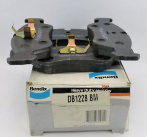 Bendix DB1228 MB FRONT Brake Pad Set (4) FOR Daewoo Espero Holden  Astra Calibra