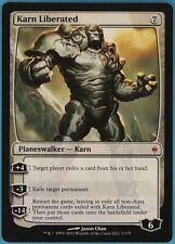Karn Liberated New Phyrexia SPLD Mythic Rare MAGIC MTG CARD (ID# 55082) ABUGames
