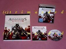 Ps3 _ figuras assassins creed II & modo oficial. solución libro _ primera edición muy buen estado