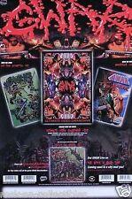 Gwar 2002 Gwarchive Original DVD Promo Poster
