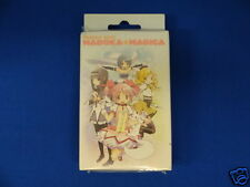 Puella Magi Madoka Magica Official Anime & Manga Official Playing Cards Deck