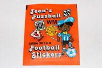 Panini JEAN'S FUSSBALL WM ARGENTINA 78 1978 – 1 x TÜTE PACKET BUSTINA SOBRE MINT