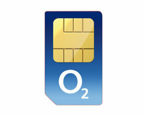 O2 02 Sim Card Standard Sim NEW UK Sim Card Free UK Postage!