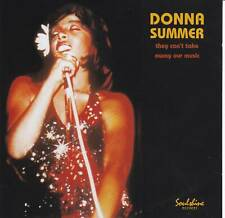 Donna Summer - They Can't Take Away Our Music CD