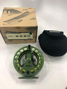 Sage 2560 Series Fly Reel, Green