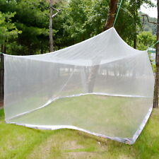 4m(13ft) Extra Large size White Mosquito Fly Net Netting Indoor Outdoor Camp bug