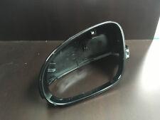 Used OEM 2007 Volkswagen Jetta Driver Side Mirror Cap - Painted Black 212837441