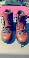 SCARPA ASOLO HIKING WALKING BOOTS ITALIAN MADE Size 39