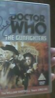 Doctor Who - The Gunfighters (Special Edition) SIGNED AUTOGRAPH - Peter Purves