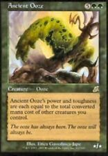 2x MTG: Ancient Ooze - Green Rare - Scourge - SCG - Magic Card