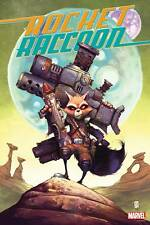 New Guardians of the Galaxy ROCKET RACCOON YOUNG POSTER 24x36 Marvel Comics