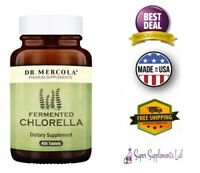 FERMENTED CHLORELLA 1000 mg 450 Tablets Natural Detox Superfood Supplement