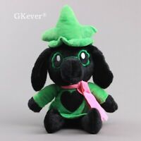 Deltarune Undertale Ralsei Plush Toy Stuffed Animal Doll 13'' Teddy Gift