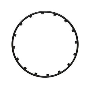 """Set 4 protezioni per cerchi in lega Rim Ringz™ - Ø 17"""" - Nero"""
