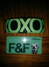 NEW Zox Green F&F Strap #2168