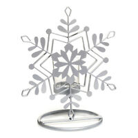 Yankee Candle Snowflake Votive or Tealight Holder - 23803