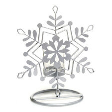 Yankee Candle Snowflake Votive or Tealight Holder