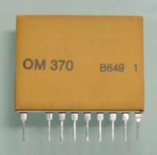 OM370 - PHILIPS HYBRID VHF / UHF WIDE-BAND AMPLIFIER IC