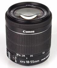 Canon EF-S 18-55mm F4-5.6 IS STM Bulk Box Black *2