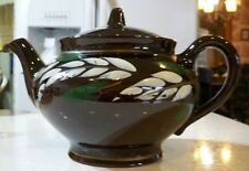 Royal Canadian Art Pottery Royal Dripless Tea Pot