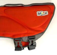 Outward Hound Dog Life Jacket Water Swim Extra Large Orange Red Raise The Woof!