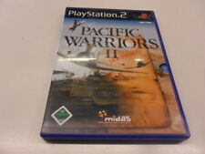 PlayStation 2  PS 2  Pacific Warriors 2 - Dogfight