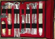 AZI 's Farrier Professional Farrier Horses Hoof Grooming Tool Kit