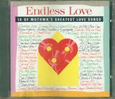 Endless Love 15 Of Motown'S Greatest Love Songs Cd Eccellente