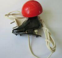 Old Vintage Soviet Lamp Night Light Football USSR