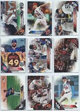 2016 Topps Update Series Base & Rookie Card You Pick Finish Your Set 101-200