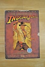 The Adventures Of Indiana Jones - Complete DVD Movie Collection - Harrison Ford.
