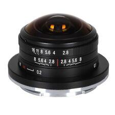 Laowa 4mm 1:2,8 Circular Fisheye for Fuji X