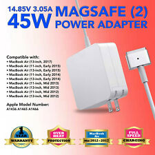 Charger Power Adapter Cord 45W for Apple 11 13 MacBook...