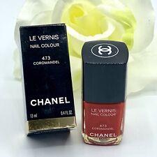 Chanel Le Vernis 473 COROMANDEL Nail Polish, Full Size 13 ml, New in Box