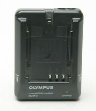 Genuine Olympus Li-Ion Battery Charger BCM-2 For Digital Cameras.