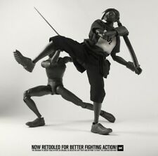 Ashley Wood threeA Popbot Tomorrow Kings Obsidian TK 1/6 Figure WWR