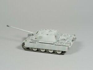MINICHAMPS  Panzerkampfwagen V Jagdpanther Winter Camouflage 1/35 DIECAST MODEL