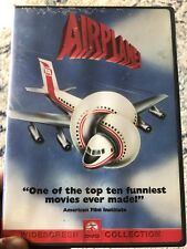 Airplane (DVD, 2000) Widescreen Collection -