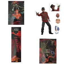 "ULTIMATE FREDDY 30th Anniversary NECA A Nightmare On Elm Street 2018 7"" INCH"