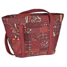 Donna Sharp Leah Handbag/Shoulder Bag in Autumn Patch (SALE!)