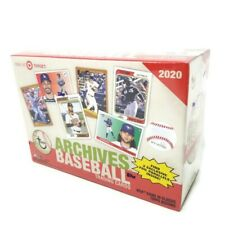 2020 Topps Archives Giant Mega Blaster Box ~ Factory Sealed - Robert ? Trout ?