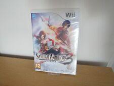 Samurai Warriors 3 Nintendo Wii, new sealed pal version