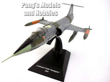 Lockheed F-104 Starfighter - German AF 1/72 Scale Diecast Model by DeAgostini
