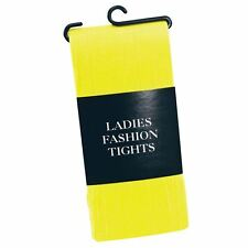 Ladies Fancy Dress Costume TIGHTS Book Week Halloween Role Play Fun Accessory