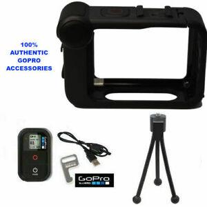 GoPro Media Mod For GoPro HERO 8 AJFMD-001 +GOPRO REMOTE + BONUS MINI TRIPOD