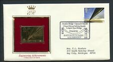 LOT 65659  UK   FDC COVER GREAT BRITAIN : ENGINEERING ACHIEVEMENTS
