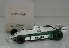 WESTERN MODELS SIGNED 1st VERSION - 1/43 SCALE WRK26 LEYLAND WILLIAMS FW07B #1
