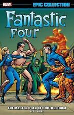 EPIC COLLECTION FANTASTIC FOUR 2 - LEE, STAN/ KIRBY, JACK (ILT) - NEW PAPERBACK